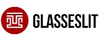 Glasseslit logo