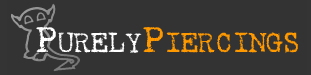 Purely Piercings logo