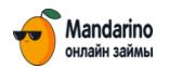 Mandarino UA logo
