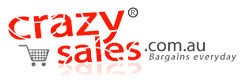 Crazy Sales Australia logo