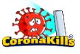 Corona Kills DE logo