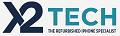 X2TECH logo