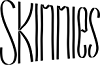 Skinnies Sunscreen logo