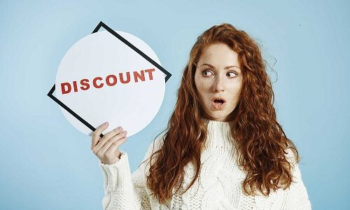 Holidays Discount Image