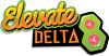 Elevate Delta 8 logo